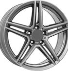 """Rial UniWheels M10 Metal Grey 19""""(EW297533)"""