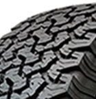 BF Goodrich BFG All-Terrain T/A 235/75R15 104 S(142489)