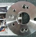 Adaptor fra 4x100 til 5x100 T=20 mm(SCANNET)