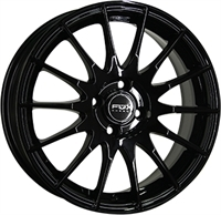 Fox Racing FX4 Gloss Black 15""