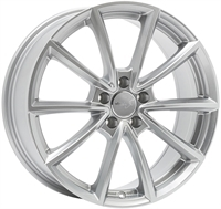 """Wheelworld Wh28 Race Silver 18"""""""