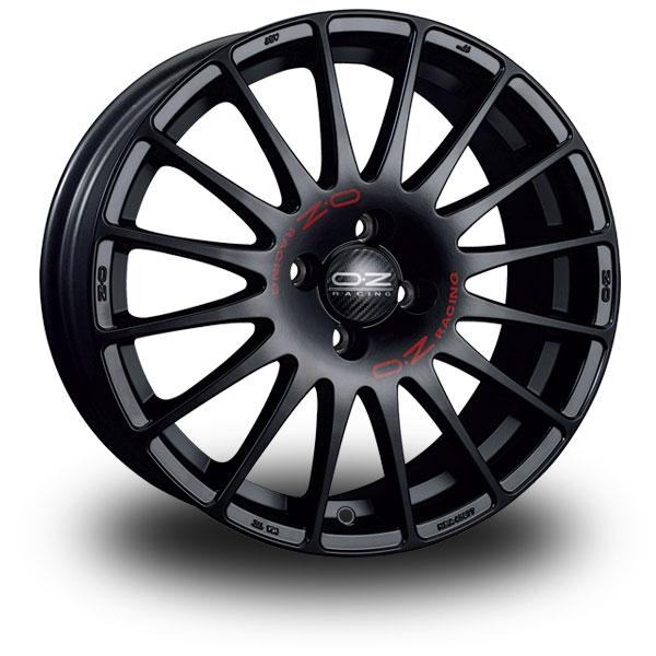 """OZ Superturismo GT Black 14"""""""