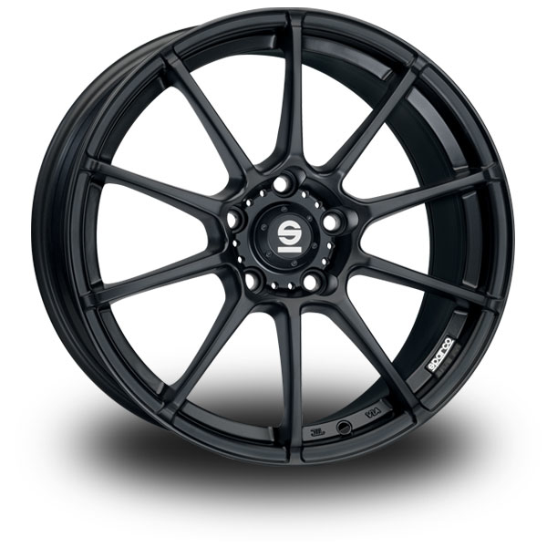 Sparco Assetto Gara Black 15""