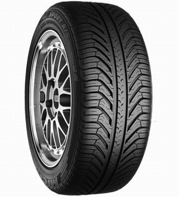 Michelin PILOT SPORT A/S PLUS N0 285/40R19 103 V