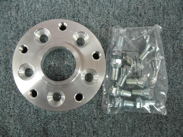 Adaptor fra 5x130 til 5x100 T=20 mm