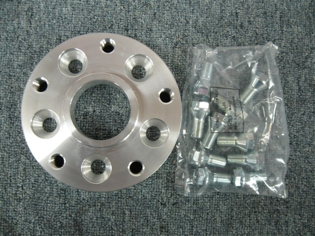Adaptor fra 5x130 til 5x112 T=20 mm