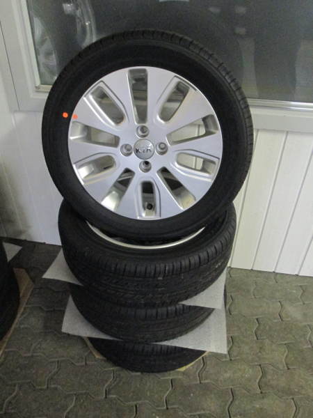 Kia Rio original sæt hjul